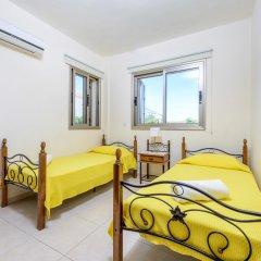 Отель Villa Marizan Кипр, Протарас - отзывы, цены и фото номеров - забронировать отель Villa Marizan онлайн комната для гостей фото 4