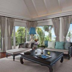 Отель InterContinental Samui Baan Taling Ngam Resort комната для гостей фото 3