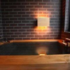 Отель Ryokan Konomama Минамиогуни ванная