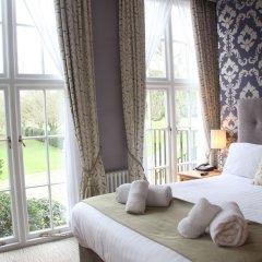 Отель Hazlewood Castle & Spa комната для гостей фото 5