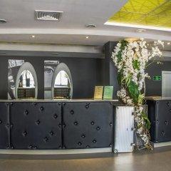 Отель Gladiola Star Болгария, Золотые пески - отзывы, цены и фото номеров - забронировать отель Gladiola Star онлайн интерьер отеля