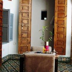 Отель Dar Ars Una Марокко, Рабат - отзывы, цены и фото номеров - забронировать отель Dar Ars Una онлайн балкон