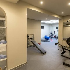 Отель Acroterra Rosa фитнесс-зал