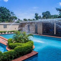 Отель Adig Suites Нигерия, Энугу - отзывы, цены и фото номеров - забронировать отель Adig Suites онлайн бассейн фото 3