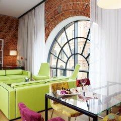 Отель Vienna House Andel's Lodz Лодзь в номере