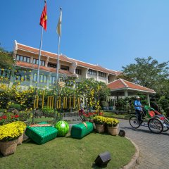 Отель Almanity Hoi An Wellness Resort детские мероприятия