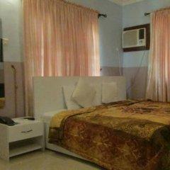 Отель Golf Exquisite Hotel Нигерия, Энугу - отзывы, цены и фото номеров - забронировать отель Golf Exquisite Hotel онлайн комната для гостей фото 2