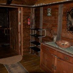Отель Hardanger Basecamp ванная