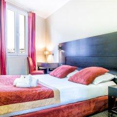 Отель Hôtel de Suède Франция, Ницца - 8 отзывов об отеле, цены и фото номеров - забронировать отель Hôtel de Suède онлайн комната для гостей