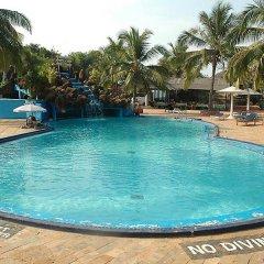 Отель Paradise Village Beach Resort Индия, Гоа - отзывы, цены и фото номеров - забронировать отель Paradise Village Beach Resort онлайн бассейн