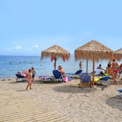 Messonghi Beach Hotel Сивота пляж фото 2