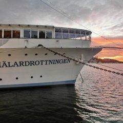 Отель Mälardrottningen Стокгольм балкон
