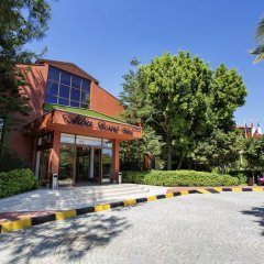 Alba Resort Hotel - All Inclusive парковка