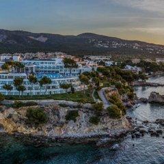 Отель Aparthotel Ponent Mar Испания, Пальманова - 1 отзыв об отеле, цены и фото номеров - забронировать отель Aparthotel Ponent Mar онлайн пляж