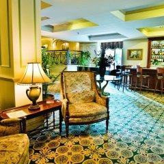 Dunhill Hotel интерьер отеля
