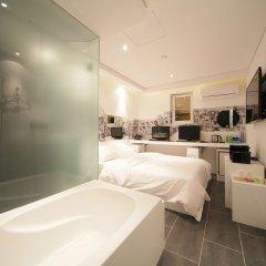 Отель 2 Heaven Jongno Южная Корея, Сеул - отзывы, цены и фото номеров - забронировать отель 2 Heaven Jongno онлайн комната для гостей фото 4