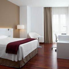 Отель URH Ciutat de Mataró комната для гостей фото 3