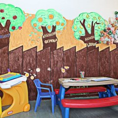 Dome Beach Hotel and Resort детские мероприятия фото 2