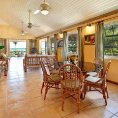 Отель BayWatch,Runaway Bay/Jamaica Villas 5BR балкон