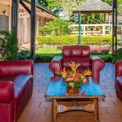 Отель Tanoa Skylodge Hotel Фиджи, Вити-Леву - отзывы, цены и фото номеров - забронировать отель Tanoa Skylodge Hotel онлайн интерьер отеля фото 3