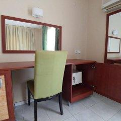 Отель Blue Paradise Apart Мармарис сейф в номере