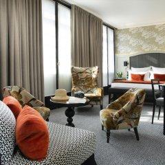 Отель Hôtel DAubusson комната для гостей фото 7