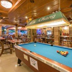 Отель Chang Residence гостиничный бар