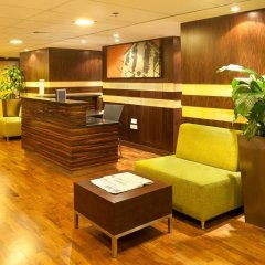 Отель Citymax Hotel Sharjah ОАЭ, Шарджа - 2 отзыва об отеле, цены и фото номеров - забронировать отель Citymax Hotel Sharjah онлайн интерьер отеля фото 3