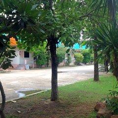 Отель Green View Resort парковка