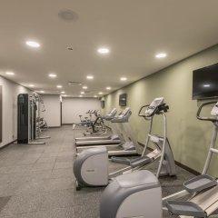 Отель Hilton Garden Inn Munich City Centre West, Germany фитнесс-зал фото 2