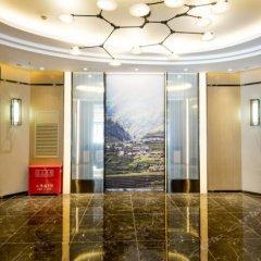 Отель Atour Hotel Tianjin Jinwan Square Китай, Тяньцзинь - отзывы, цены и фото номеров - забронировать отель Atour Hotel Tianjin Jinwan Square онлайн помещение для мероприятий
