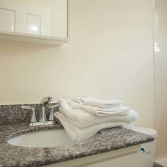 Отель Retreat Drax Hall Country Club Ямайка, Очо-Риос - отзывы, цены и фото номеров - забронировать отель Retreat Drax Hall Country Club онлайн ванная