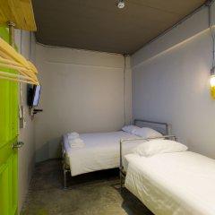 Отель bloo Hostel Таиланд, Пхукет - отзывы, цены и фото номеров - забронировать отель bloo Hostel онлайн комната для гостей фото 4