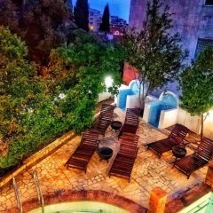 Отель Villa Golf Черногория, Будва - отзывы, цены и фото номеров - забронировать отель Villa Golf онлайн бассейн