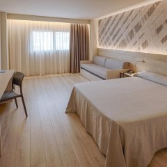 Hotel Port Alicante комната для гостей фото 3