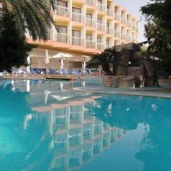 Avlida Hotel бассейн фото 3