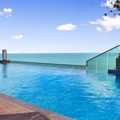 Отель Wong Amat Tower Apt.909 Паттайя бассейн фото 3