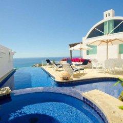 Отель Villa Cerca Del Cielo Мексика, Педрегал - отзывы, цены и фото номеров - забронировать отель Villa Cerca Del Cielo онлайн бассейн фото 2