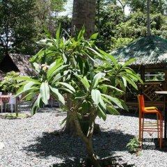 Отель Bamboo Rooms & Cottages by Dang Maria BB Филиппины, Пуэрто-Принцеса - отзывы, цены и фото номеров - забронировать отель Bamboo Rooms & Cottages by Dang Maria BB онлайн пляж