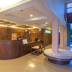 Отель Saladan Beach Resort Таиланд, Ланта - отзывы, цены и фото номеров - забронировать отель Saladan Beach Resort онлайн интерьер отеля фото 3