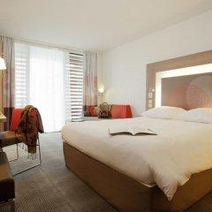 Отель Novotel Paris Les Halles комната для гостей фото 12