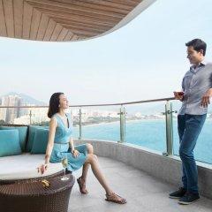 JW Marriott Hotel Sanya Dadonghai Bay балкон