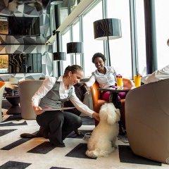 Отель Sofitel Luxembourg Le Grand Ducal с домашними животными