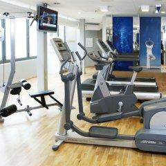 Отель Scandic Crown фитнесс-зал