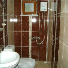 Отель Zilkale Otel ванная фото 2