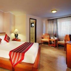 Отель Sai Gon Mui Ne Resort комната для гостей