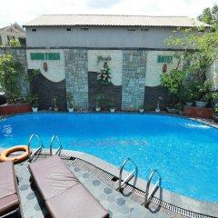 Отель Hong Thien 1 Hotel Вьетнам, Хюэ - отзывы, цены и фото номеров - забронировать отель Hong Thien 1 Hotel онлайн бассейн