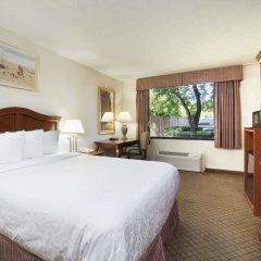 Отель Days Inn Columbus Airport США, Колумбус - отзывы, цены и фото номеров - забронировать отель Days Inn Columbus Airport онлайн комната для гостей фото 5