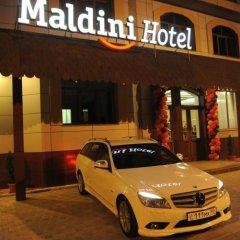 Гостиница Мальдини парковка