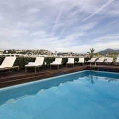 Отель Gounod Hotel Франция, Ницца - 7 отзывов об отеле, цены и фото номеров - забронировать отель Gounod Hotel онлайн бассейн